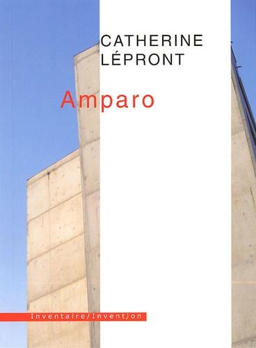 Catherine Lépront - Amparo.