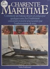 Catherine Lépront et Jean-Marie Chauvet d'Arcizas - Charente Maritime - Ou Les succès d'un enfant du pays.