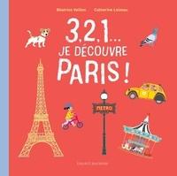 Histoiresdenlire.be 3, 2, 1... je découvre Paris! Image