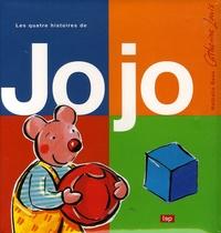 Catherine Louis et Nathalie Beau - Jojo  : Quatre histoires, Coffret en 4 volumes : Jojo et son pot, Jojo à l'école, Jojo et ouistiti, Jojo n'a pas sommeil.