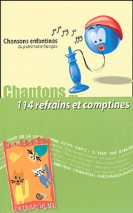 Catherine Magnani - Chantons... 114 refrains et comptines.