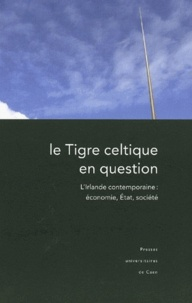 Catherine Maignant - Le tigre celtique en question - L'Irlande contemporaine : économie,  Etat, société.