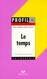 Goodtastepolice.fr LE TEMPS. - Textes expliqués, sujets analysés, glossaire Image
