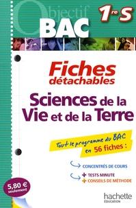 Catherine Malsan et Hervé Desormes - Sciences de la Vie et de la Terre 1e S - 56 fiches détachables.
