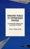 Catherine Mamontoff - Domaine public et entreprises privées - La domanialité publique mise en péril par le marché.
