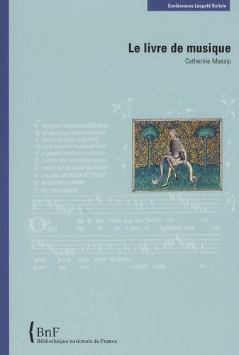 Catherine Massip - Le livre de musique.