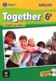 Catherine McBeth - Anglais 6e Together. 1 CD audio