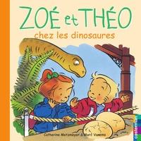 Catherine Metzmeyer et Marc Vanenis - Zoé et Théo chez les dinosaures.