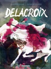 Catherine Meurisse - Delacroix.