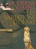 Catherine Meurisse et Manuele Fior - Moderne Olympia ; Les variations d'Orsay - Coffret 2 tomes.