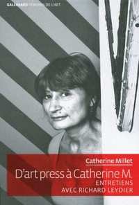 Catherine Millet - D'art Press à Catherine M..