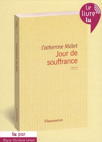 Catherine Millet - Jour de souffrance - CD audio MP3.