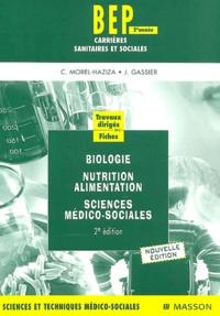 Biologie-Nutrition-Alimentation-Sciences médico-sociales BEP 2ème année. Travaux dirigés, 2ème édition.pdf