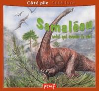 Samaléou, celui qui touche le ciel suivi de Sur les traces des dinosaures.pdf