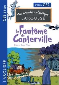 Catherine Mory et Simon Roginski - Le fantôme de Canterville d'après Oscar Wilde - CE2.