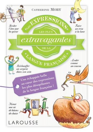 Les expressions les plus extravagantes de la langue française