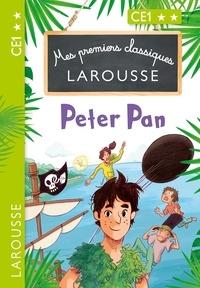 Téléchargements de manuels scolaires Mes premiers classiques LAROUSSE Peter Pan (French Edition) DJVU ePub PDF par Catherine Mory 9782035994257