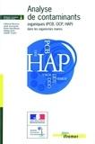 Catherine Munschy - Analyse des contaminants organiques (PCB, OCP, HAP) dans les organismes marins.