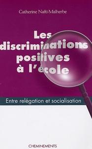 Les discriminations positives à lécole - Entre relégation et socialisation.pdf
