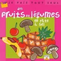 Catherine Nicolas - Des fruits et légumes en pâte à sel.