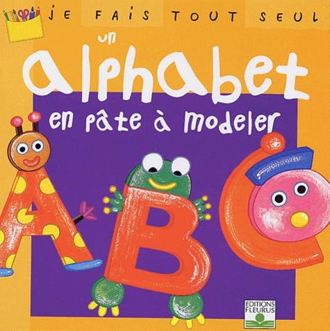 Catherine Nicolas - Un alphabet en pâte à modeler.