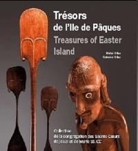 Catherine Orliac - Trésors de l'île de Pâques.