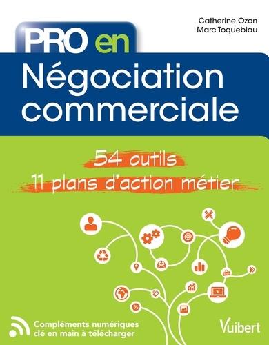 Pro en négociation commerciale