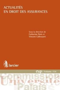 Catherine Paris - Actualités en droit des assurances.