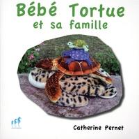 Catherine Pernet - Bébé tortue et sa famille.