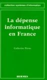 Catherine Pérou - La dépense informatique en France.