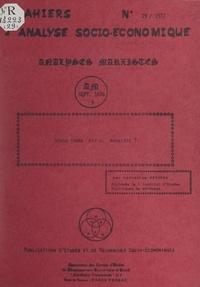 """Catherine Peyrega et Jacques Peyrega - Sekou Touré est-il marxiste ? - Étude présentée comme mémoire de DEA """"Études africaines"""" à l'Institut d'études politiques de l'Université de Bordeaux I en septembre 1976."""