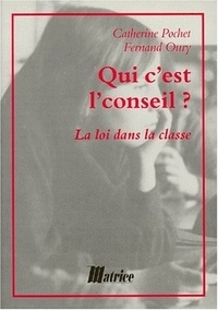 Catherine Pochet et Fernand Oury - .