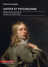 Catherine Puigelier - Justice et psychologie.