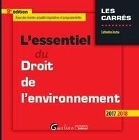 Lessentiel du droit de lenvironnement.pdf
