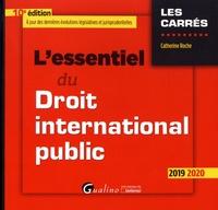 Téléchargement gratuit d'ebooks au format jar L'essentiel du droit international public 9782297074728
