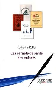 Les carnets de santé des enfants.pdf