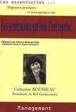 Catherine Rousseau - Les générations qui font l'entreprise.