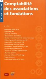 Catherine Sage et Marc Pillon - Comptabilité des associations et fondations.