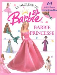 Catherine Saunders - Barbie princesse.