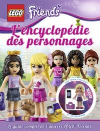 Catherine Saunders - Lego friends. L'encyclopédie des personnages - Avec une figurine.