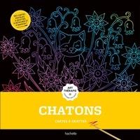 Catherine Saunier-Talec - Chatons - Cartes à gratter.