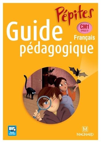 Francais Cm1 Cycle 3 Pepites Guide Pedagogique Grand Format
