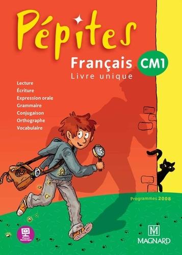 Francais Cm1 Pepites Programme 2008