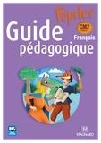 Catherine Savadoux-Wojciechowski - Français CM2 Pépites - Guide pédagogique.