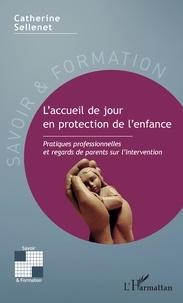 Catherine Sellenet - L'accueil de jour en protection de l'enfance - Pratiques professionnelles et regards de parents sur l'intervention.
