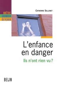 Catherine Sellenet - L'enfance en danger - Ils n'ont rien vu ?.