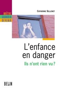 Catherine Sellenet et Agnès Grison - L'enfance en danger. Ils n'ont rien vu ? - Ils n'ont rien vu ?.