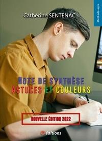 Catherine Sentenac - Note de synthèse Astuces et Couleurs.