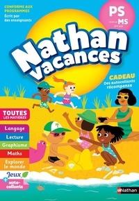 Catherine Serres - Nathan Vacances De la PS vers la MS.