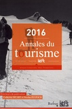 Catherine Sicart et Nicolas Peypoch - Annales du tourisme.